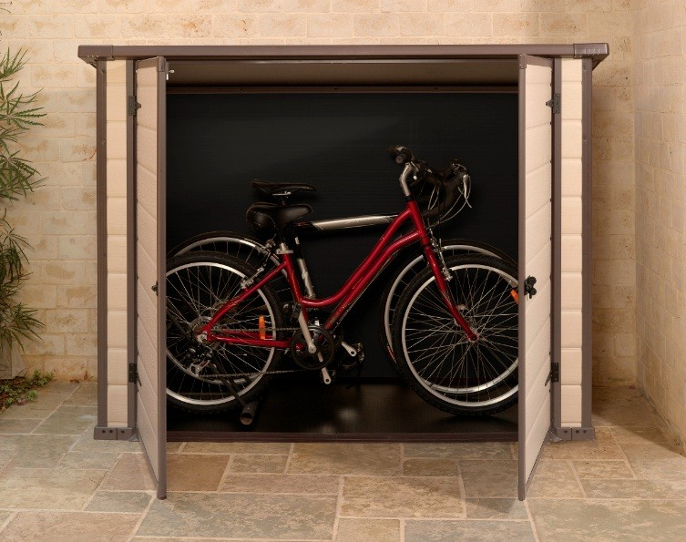 lo n box bike more keter 17192185 superdiskont sk. Black Bedroom Furniture Sets. Home Design Ideas