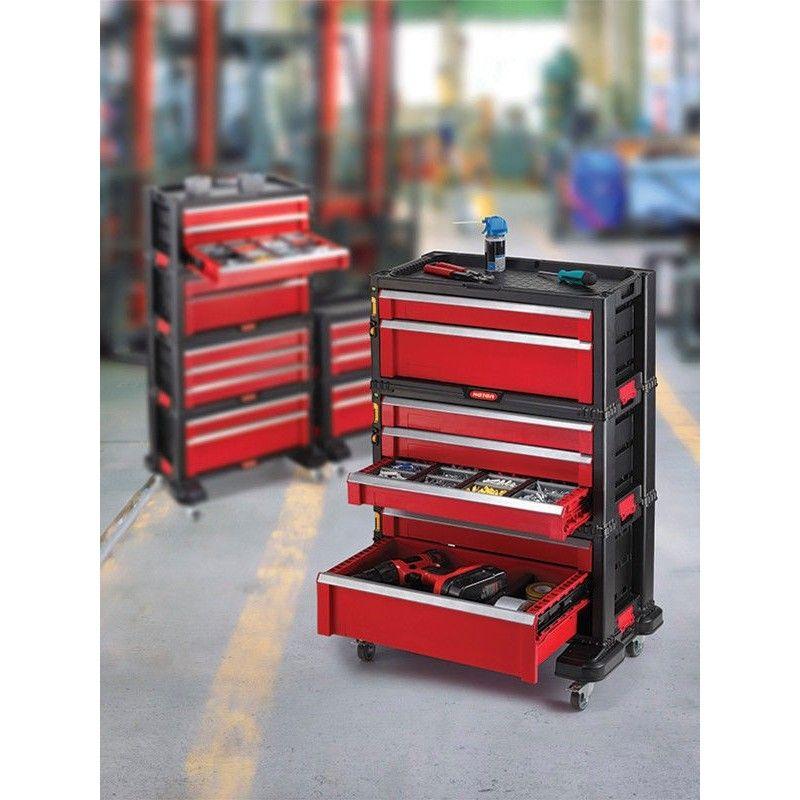 f3293b08c0a01 KETER Box na náradie, 3 zásuvky 17199302 SuperDiskont.SK