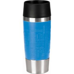 Termohrnček cestovný 0,36 l Waterblue  TRAVEL MUG Emsa 513552