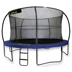 Trampolína JumKing 12ft JumpPOD DeLUXE 3,7 m, model 2016