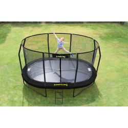 Trampolína JumpKing OVAL-POD 3 x 4,5 m, model 2016