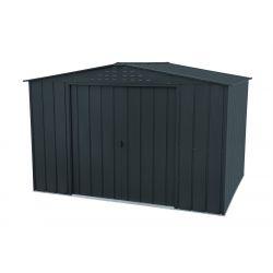 3b74fab04710e Záhradný domček Duramax COLOSSUS TOP 7,8 m2 - antracit 50016